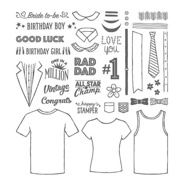 Stampin' Up! Retiring Custom Tee Bundle, Available While Supplies Last or May 31, 2017, Stampin' Hoot! Stesha Bloodhart #stampinhoot #stampinup