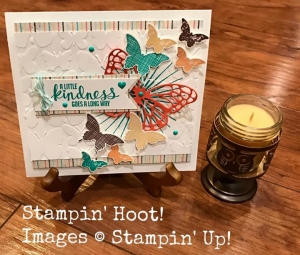 Stampin' Up! Bitty Butterfly Punch, Elegant Butterfly Punch, #stampinup #retiring #butterflies