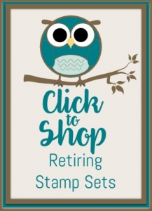 Retiring Stampin' Up! Items, Stesha Bloodhart, Stampin' Hoot!