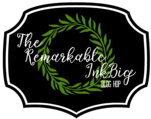 The Remarkable InkBig Blog Hop, Line-up of Stampin' Up! Demonstrators Showcasing Paper Craft Creations, Stampin' Hoot! Stesha Bloodhart #bloghop #stampinup