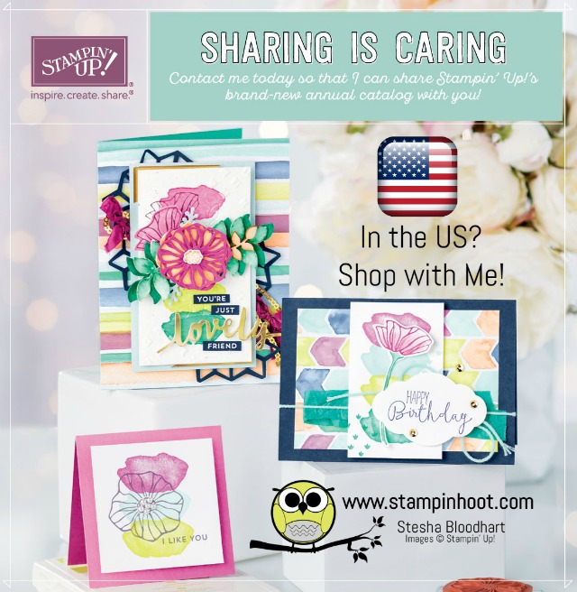 Stampin' Up! 2017-2018 Annual Catalog Videos!