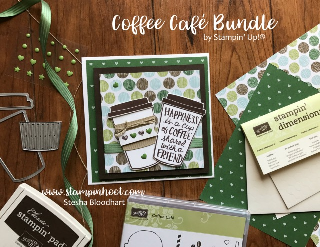Coffee Cafe Bundle Is Great for Friends!