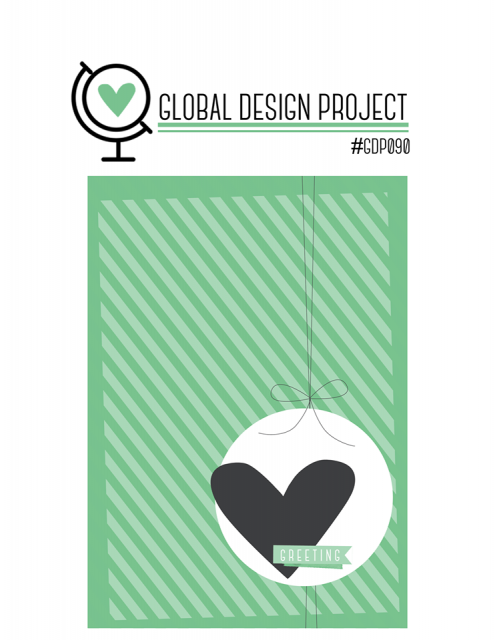 Global Design Project Sketch Challenge 090 #gdp090 #steshabloodhart #stampinhoot