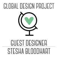 Global Design Project Guest Designer GDP089 Color Challenge Winner Stesha Bloodhart Stampin' Hoot! #GDP089