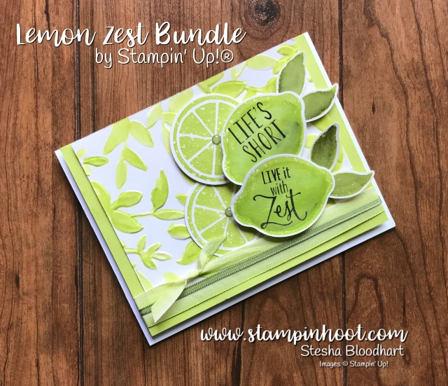 A Little Lime With The Lemon Zest Bundle