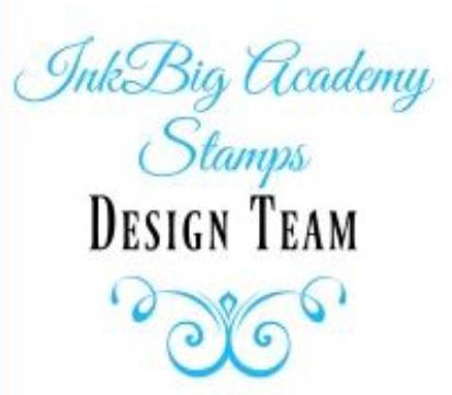 InkBig Academy Design Team Member, Stesha Bloodhart @stampinhoot