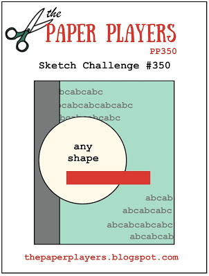 The Paper Players Sketch Challenge #350 PP350