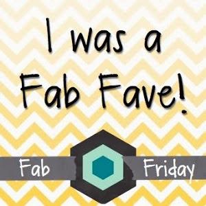 Fab Friday Fab Fave Winner
