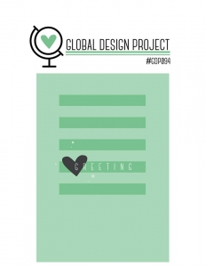 Welcome to the Global Design Project #GDP094 - it's time to be inspired by a SKETCH, and we think you'll agree that today's sketch is AWESOME!