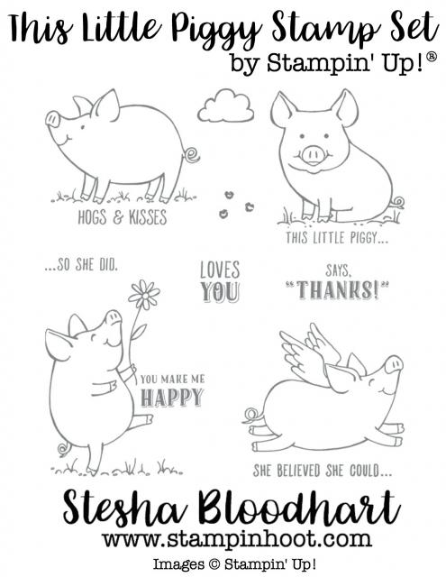 This Little Piggy SU Images