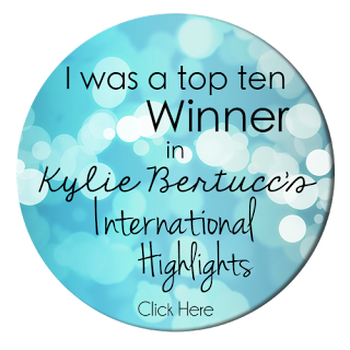 Kylie Bertucci's International Highlights Top Ten Winners #kyliebertucci #stampinup #highlights