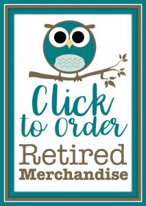 Click to Order Retired Merchandise