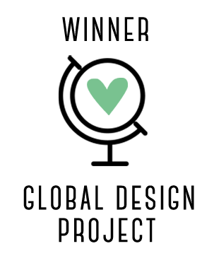 Global Design Project Winner Badge