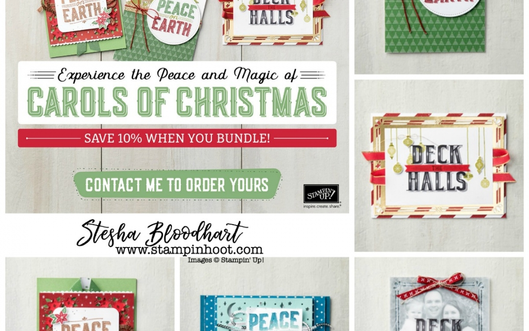 Carols of Christmas Bundle Early Release – A Closer Look!
