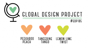 Global Design Project 105 Color Challenge #GDP105