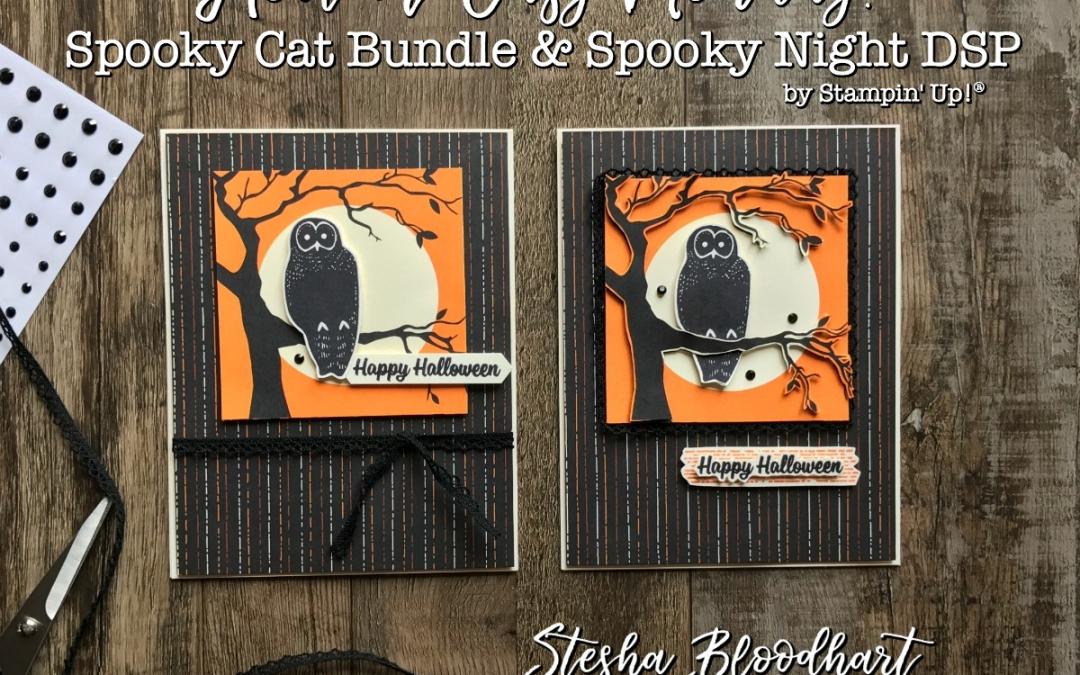 Hoot N' Easy Monday: Spooky Fun Night