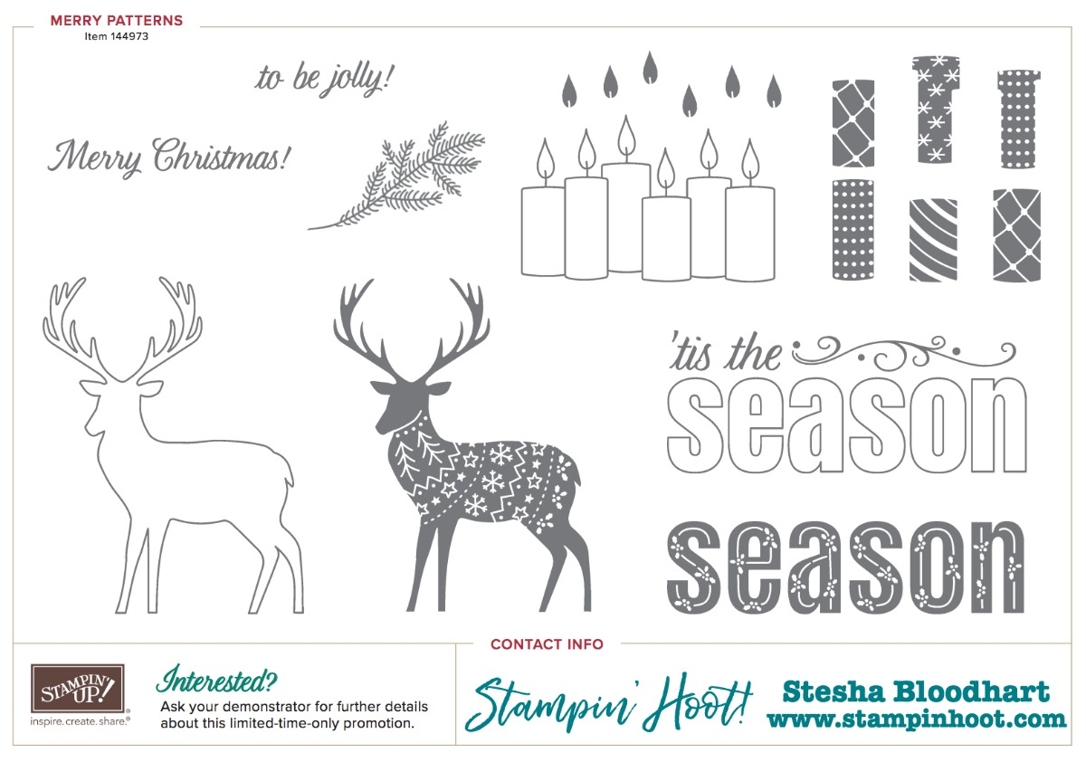 2017 Holiday Catalog is Live + A Special | Stampin' Hoot