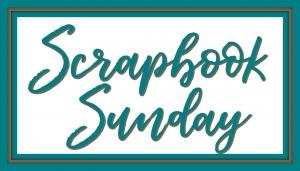 Scrapbook Sunday Blog Feature at Stampin' Hoot!