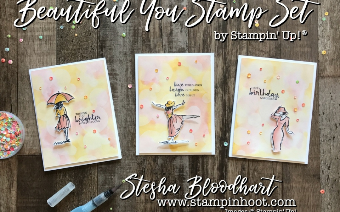 The Stamp Review Crew Brings Beautiful You