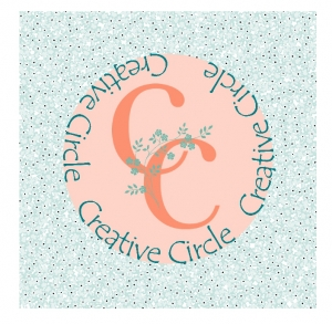 Creative Circle Design Team Logo and Blog Hop Header