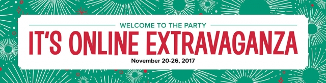 Welcome to the Party! It's Holiday Extravaganza is Live! #stampinup #holidayextravaganza #20%offstamps