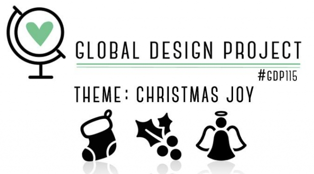 GDP115 Theme Christmas Joy