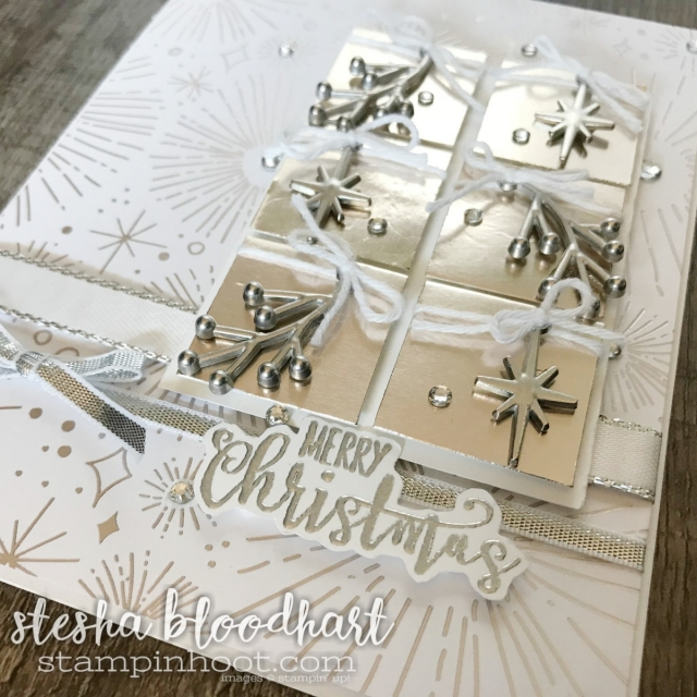 Year of Cheer Suite of Products by Stampin' Up! for GDP114. Global Design Project Sketch Challenge. #GDP114 #stampinhoot #steshabloodhart #yearofcheer