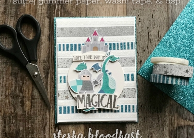 Myths & Magic Suite of Product for SLC OnStage Display Stampers Blog Hop #displaystamperbloghop #stampinhoot #steshabloodhart