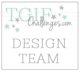 TGIFchallenges.com Design Team Member #tgifc #steshabloodhart #stampinhoot