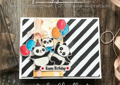 party pandas GDP118