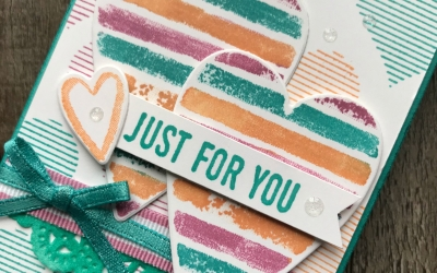 Sure Do Love You : GDP121 Color Challenge