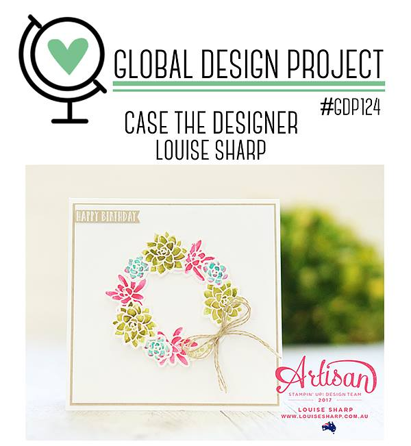 #GDP124 Case the Designer Louise Sharp