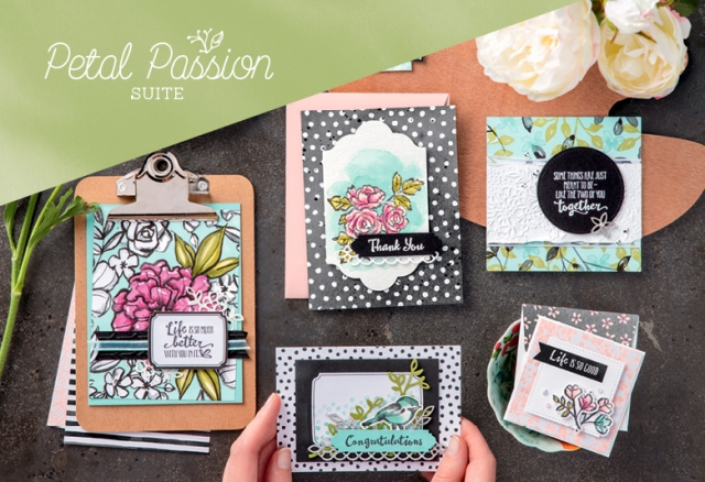 Petal Passion Suite of Products