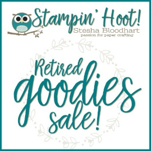 Retired Stampin' Up! Goodies For Sale