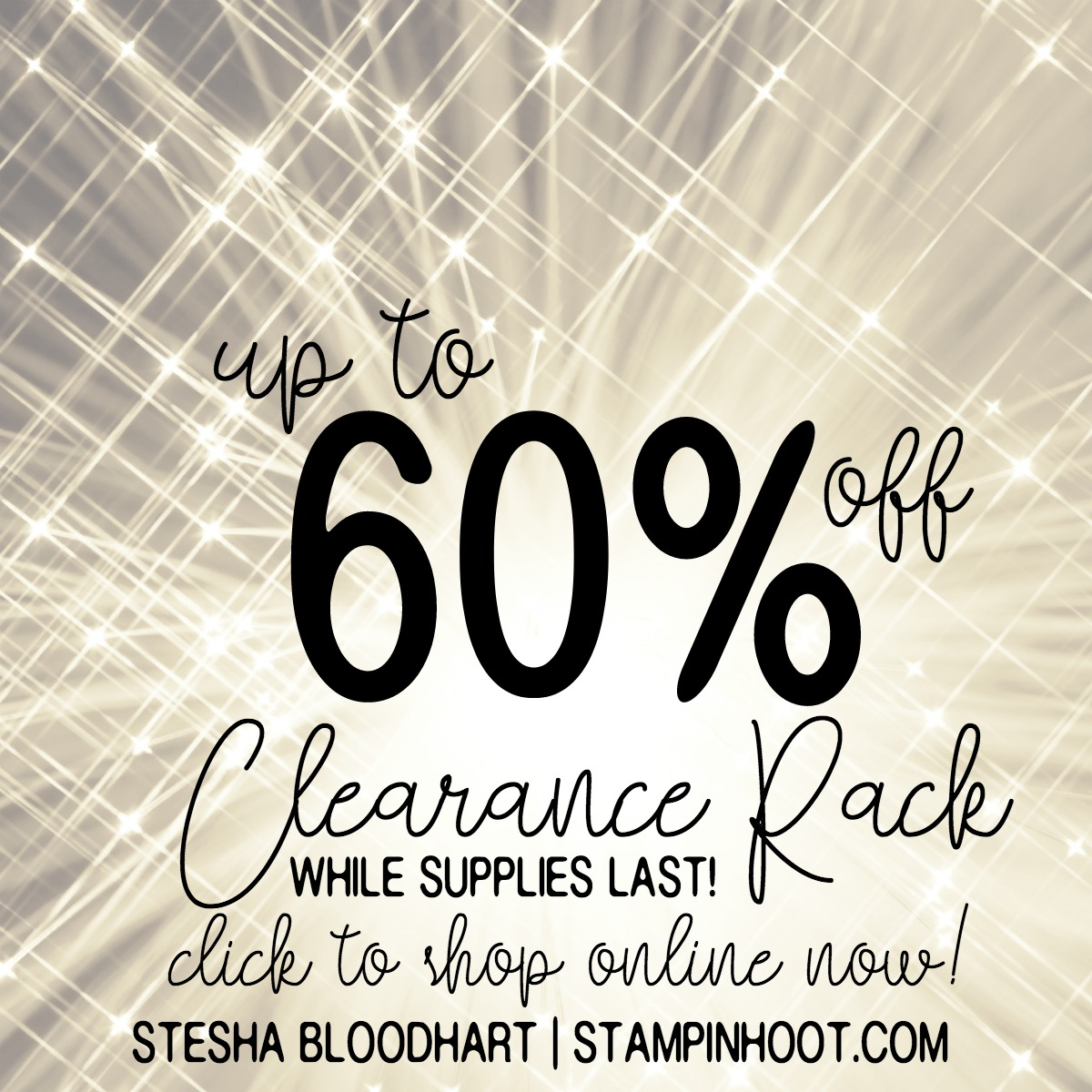 Stampin' Up! Clearance Rack Updated - SHOP ONLINE NOW, While Supplies Last #steshabloodhart #stampinhoot