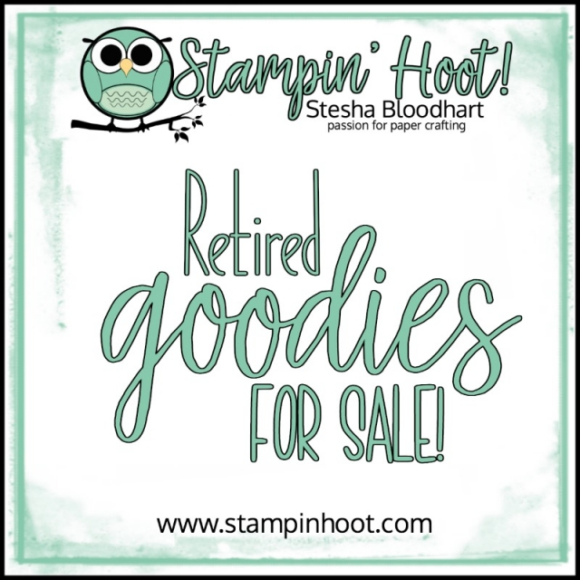 Retired Goodies For Sale