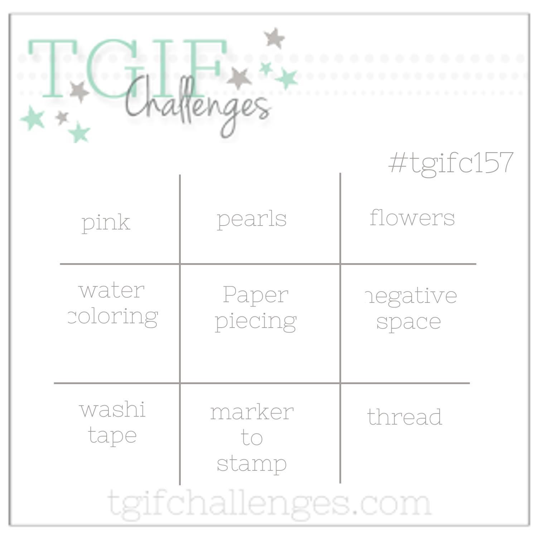 #tgifc157 Tic Tac Toe Challenge