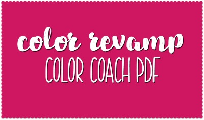 color revamp color coach