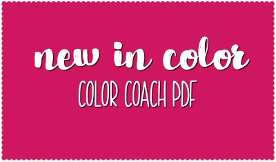 New In Color Color Coach