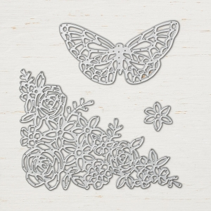 146326G Springtime Impressions Thinlits Dies by Stampin' Up!