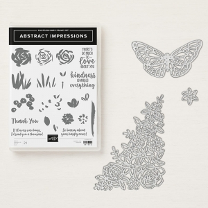 148348 Abstract Impressions Bundle by Stampin' Up!