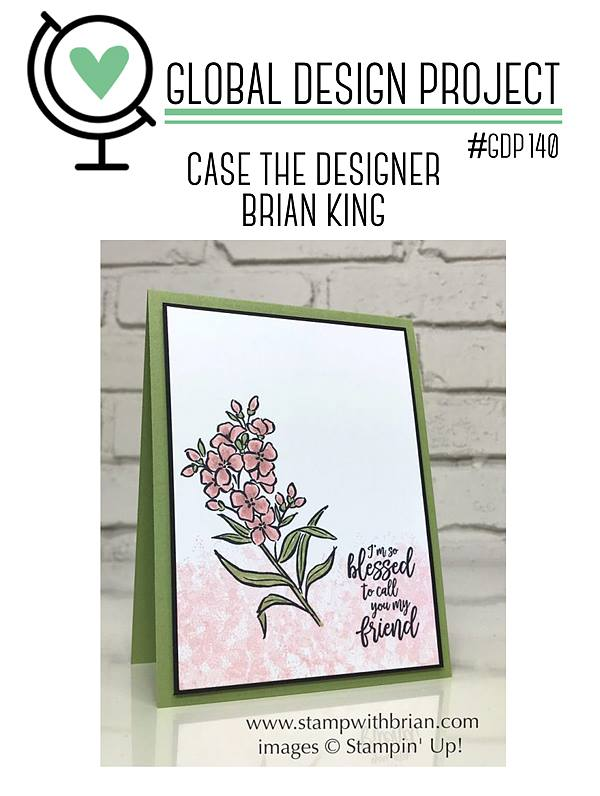 GDP140 Case the Designer Brian King