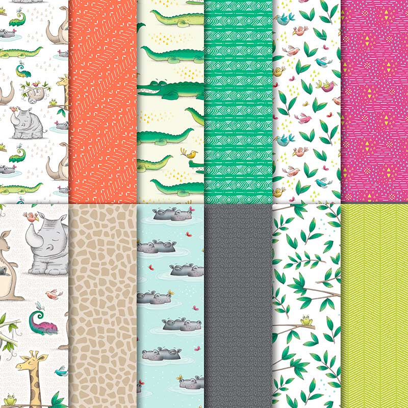 Animal Expedition Designer Series Paper