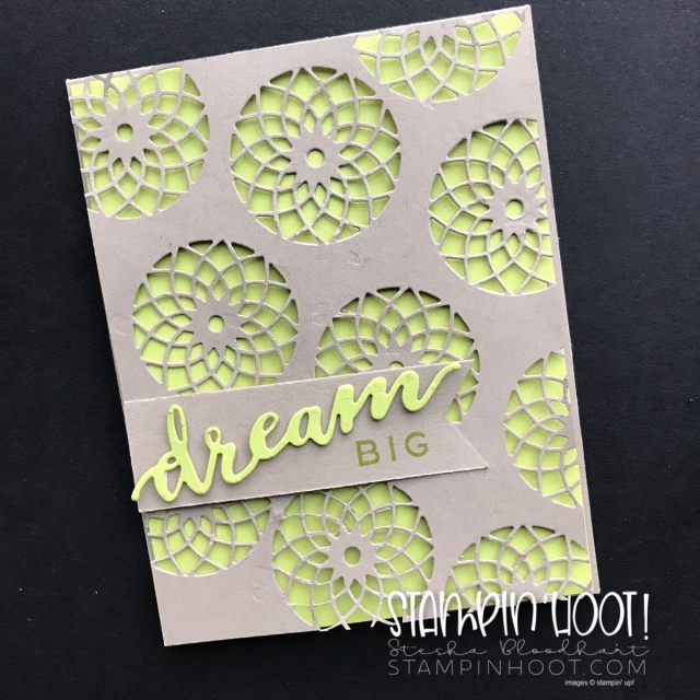 Follow Your Dreams Bundle by Stampin' Up! Cards created by Stesha Bloodhart, Stampin' Hoot! #steshabloodhart #stampinhoot