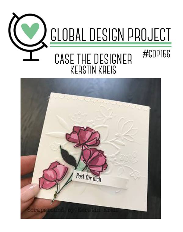 GDP156 Case the Designer Challenge