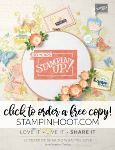 2019 Occasions Catalog Order FREE Copy!