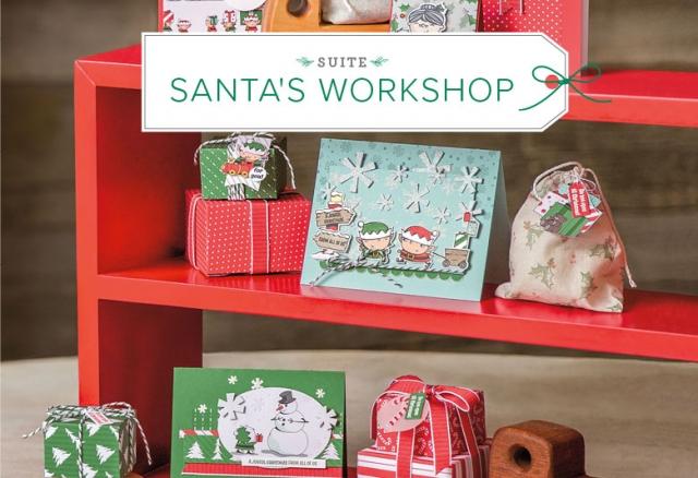 Santa's Workshop Suite of Products