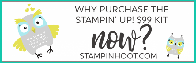 Join Stampin' Up! Now for $99