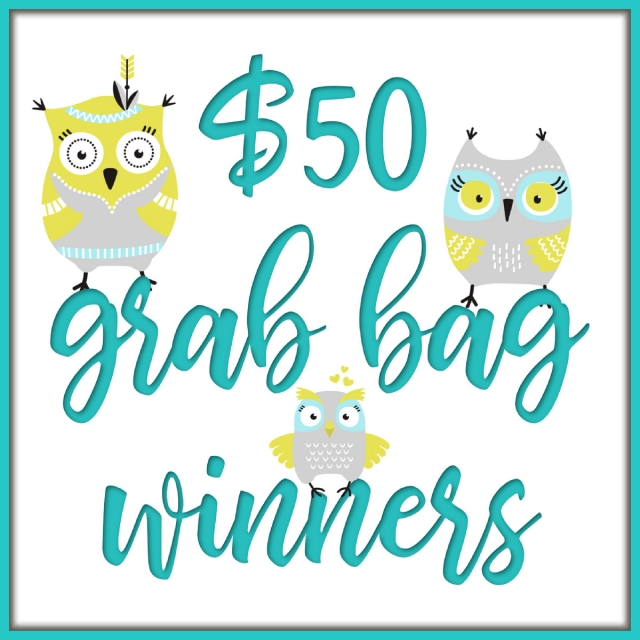 Winners $50 Grab Bag