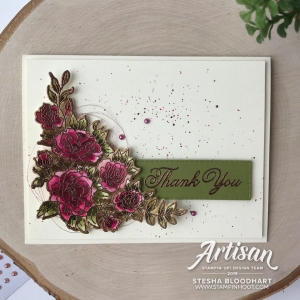 Climbing Roses Bundle by Stampin